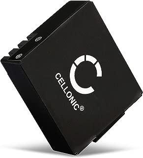 CELLONIC® Batería compatible con QUMOX DX288812 SJCAM SJ4000 SJ5000 SJ6000 Eken H8 H9 Evolveo Sportcam Eko Full HD 1080p Ultra HD 4K MyPhone Active Sport FHD PG1050 SJ4000B BAT-412 BR-01 pila repuesto