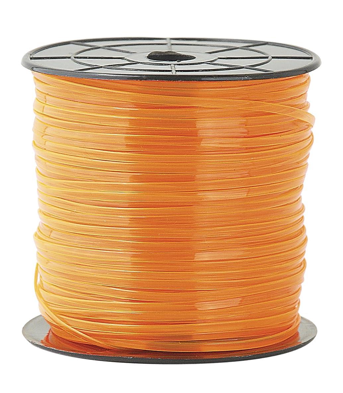 Toner Crafts FL. Orange 100YD Spool, 100 yd