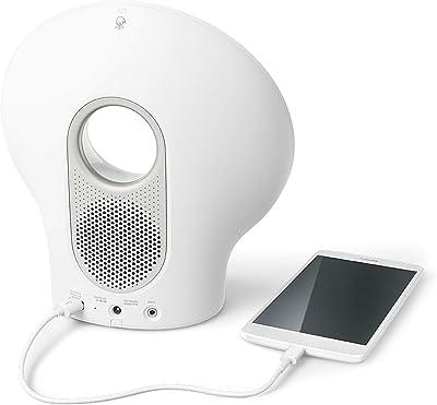Philips Wake-up Light HF3650/01 LED, Aufwachen und Einschlafen mit Licht, weiß