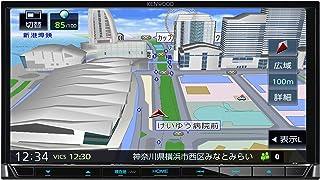 ケンウッド カーナビ 彩速ナビ  7型 S707  専用ドラレコ連携 無料地図更新/フルセグ/Bluetooth/Wi-Fi/Android&iPhone対応/DVD/SD/USB/ハイレゾ/VICS/タッチパネル