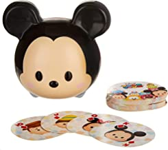 UPD Tsum Disney Mickey Shaped Playing Cards Set in Plastic Case