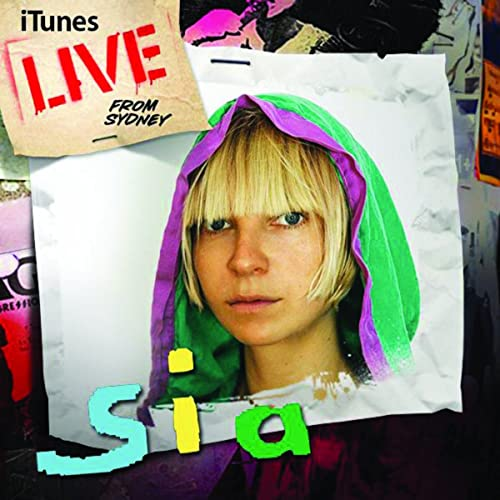 Live from Sydney by Sia on Amazon Music - Amazon com