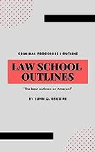 Law School Outlines: Criminal Procedure Outline (Investigation)