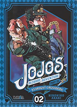 Jojo' s Bizarre Adventure Parte 3: Stardust Crusades 2 (Spanish Edition)