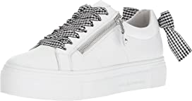 Big Gingham Lace Sneaker