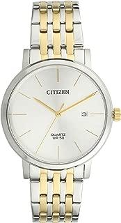 citizen Analog Off-White Dial Men's Watch-BI5074-56A