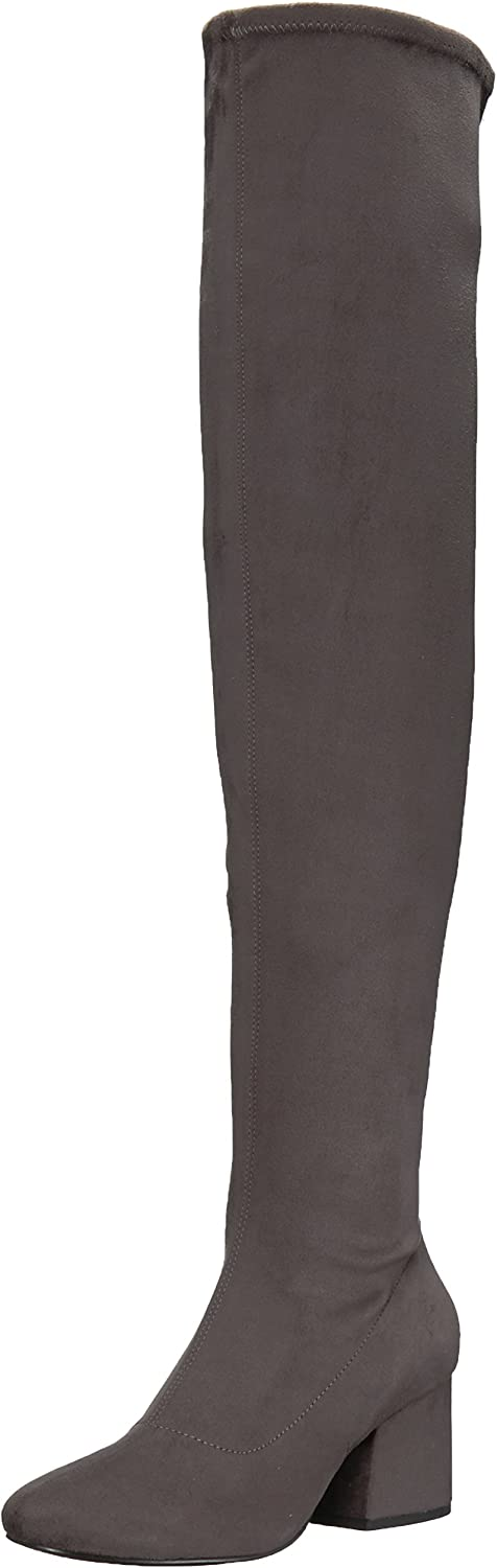 KENDALL + KYLIE Womens Sophia Over The Knee Boot