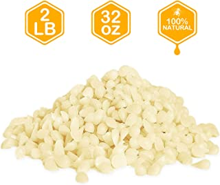 Natural Soy Wax Flakes CMS-600 Instruction for Making Candles Included - Excellent for containers- Free Vybar 12LB Whitener UV stabilizer Each 12 gr Included