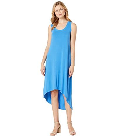 Fresh Produce Hilo Staple Maxi Dress (Atlantic Blue) Women