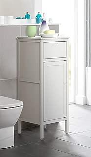 Interbuild MIA Bathroom Side Floor Cabinet 15.75x15.75x40.16 inches