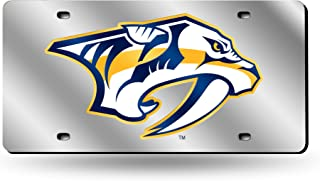 Best nashville predators car tag Reviews