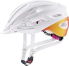 Uvex True CC Casco de Bicicleta, Unisex Adulto