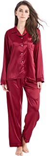 Tony & Candice Women's Satin Pyjama Set Sleepwear/Loungewear