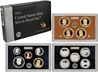 Best 2011 silver coin set Reviews