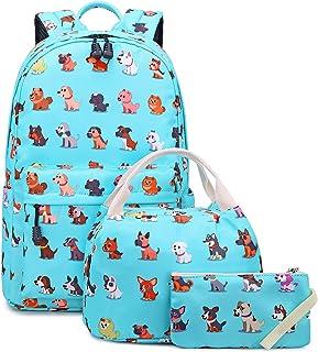 Cute Lightweight Kids Backpacks Girls Boys Kindergarten Elementary School Bookbag Sets