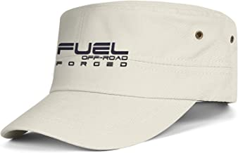 TYYIN Fuel-Wheels-Logo Men Women Awesome Military Army Hat Adjustable Novelty Dad Cap