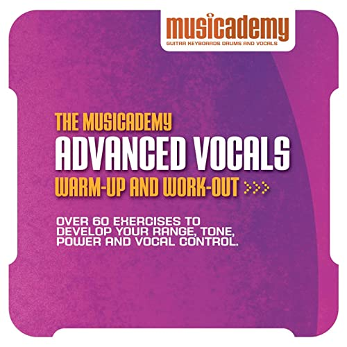986ffb9ffe The Musicademy Advanced Vocals Warm-up and Work-Out - 66 Great ...