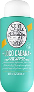 Sol de Janeiro Coco Cabana Moisturizing Body Cream-Cleanser (385 mL)