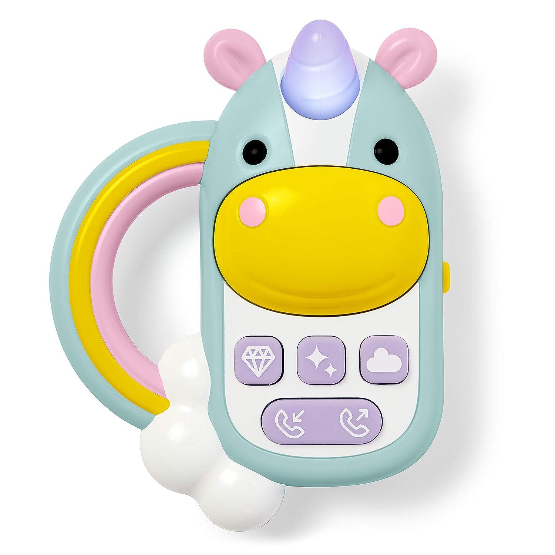 Skip Hop Baby Phone Toy, Zoo, Unicorn