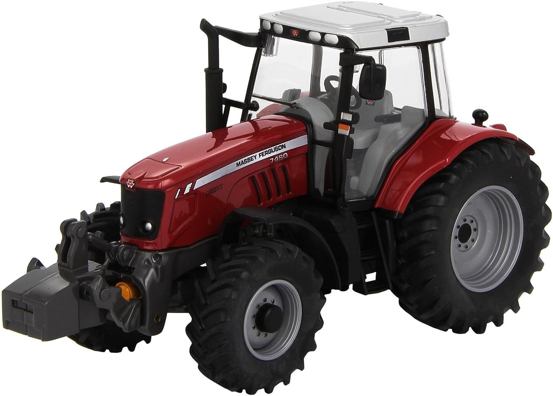 Britains 42501 1 32 Scale Massey Ferguson 7480 Tractor