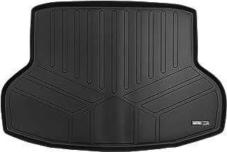 MAXLINER All Weather Cargo Liner Floor Mat Black for 2016-2018 Honda Civic Sedan Only