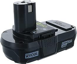 Ryobi P102 Genuine OEM 18V One+ Lithium Ion Compact Battery for Ryobi Cordless Power Tools