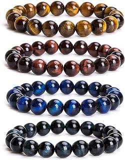 Best tiger bead bracelet Reviews