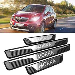 DDDXF Car Styling Fit For Ford Focus 3 Mk3 2012-2017 Stainless Steel Back Rear Trunk Sill Scuff Plate Protection Pedal