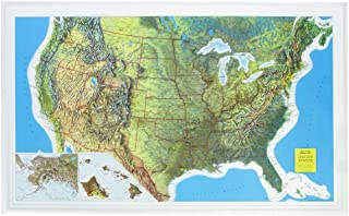 27.5 x 21.75 Matte Plastic North Carolina State Wall Map