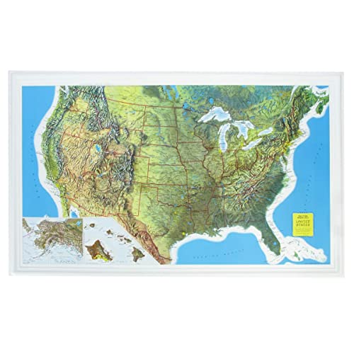 Relief Maps: Amazon.com