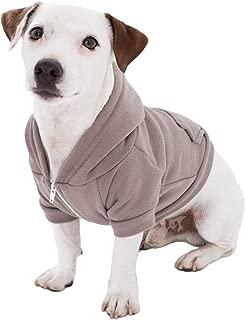 American Apparel F997 - Flex Fleece Dog Zip Hoodie