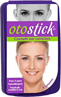 Otostick Cosmetic instant correction for prominent ears ( English version ) Best alternative short of surgery