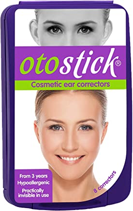 Otostick Cosmetic instant correction for prominent ears (English version)  Best alternative short of surgery
