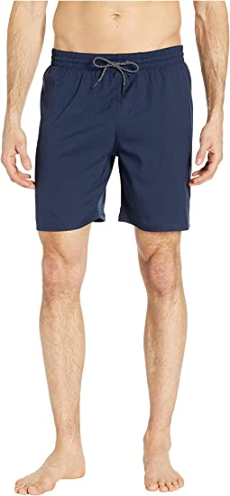 "7"" Solid Vital Volley Shorts"