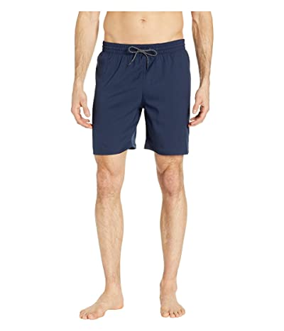 Nike 7 Solid Vital Volley Shorts (Obsidian) Men