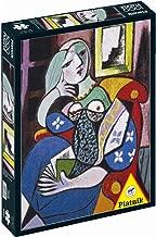 Piatnik of America, Inc. Lady with Book, 1000 Piece Puzzle