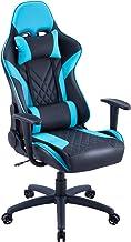 Video Game Chair GX2, Black & Blue