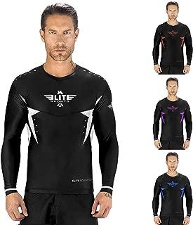 Star Full Sleeve Compression, MMA, BJJ, No-Gi, Cross Training Rash Guard