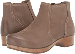 Taupe Burnished Nubuck
