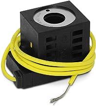 Deltrol 10266-08 Solenoid Coil, Single Lead Wire, 10v DC, 08 Series