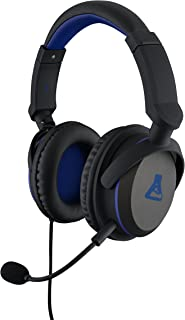 THE G-LAB - KORP-Oxygen - Auriculares Gaming de Alto Rendimiento - Microfono Extraible - Compatible con PS4, PC, Nintendo Switch & Xbox - Confort - Negro