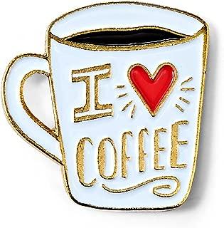 coffee mug pin