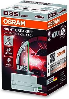 Osram D3S NBI XENARC NIGHT BREAKER UNLIMITED Bulb 66340XNB