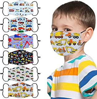 Family/_face/_mask Adult Kids Protect with Hole Parent-child 2 large 2 small