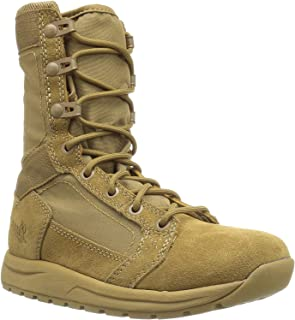 Men's Tachyon 8 Inch Coyote Military and Tactical Boot