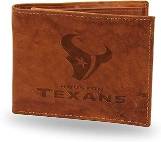 NFL Houston Texans Embossed Billfold