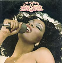 Donna Summer, Live and More