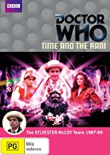 Doctor Who Time and the Rani | NON-USA Format | PAL | Region 4 Import - Australia