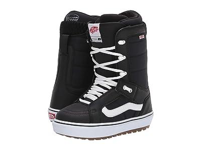 Vans Hi Standard OG Snowboard Boots (Black/White