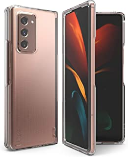 Ringke Slim Case Compatible with Galaxy Z Fold 2, Hard PC with Anti-Cling Micro-Dot Technology Shockproof Protective Cover...